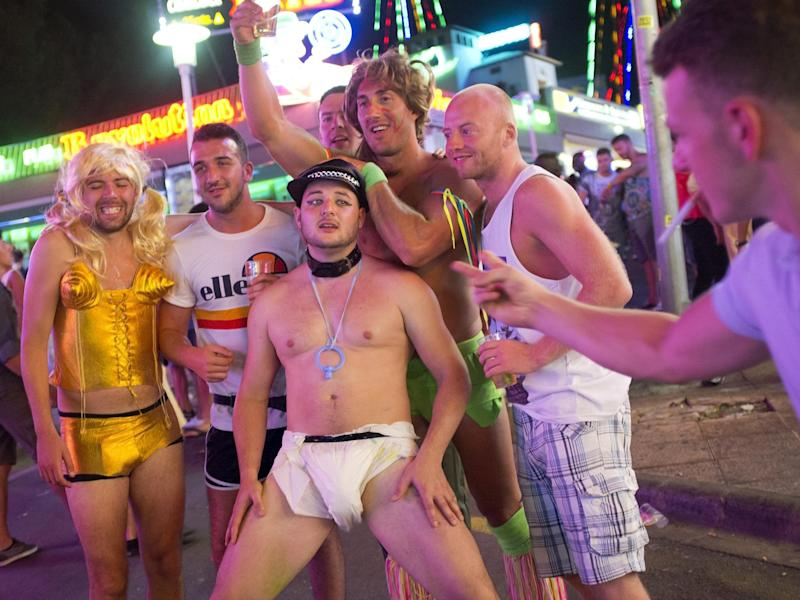 Magaluf wants to change its party image (Getty Images): Getty Images
