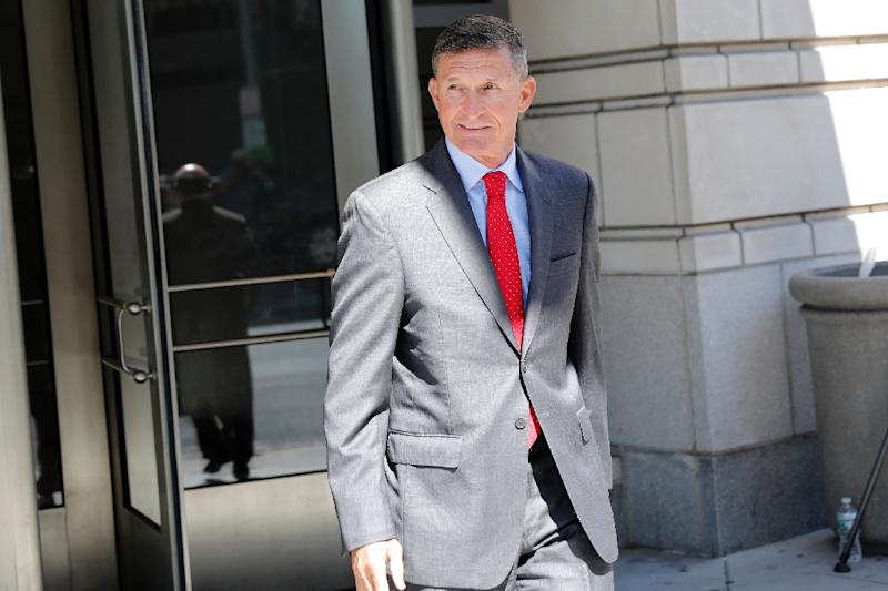 To support his request for no prison time, Flynn's lawyers submitted testimonials from 50 people including many military officers