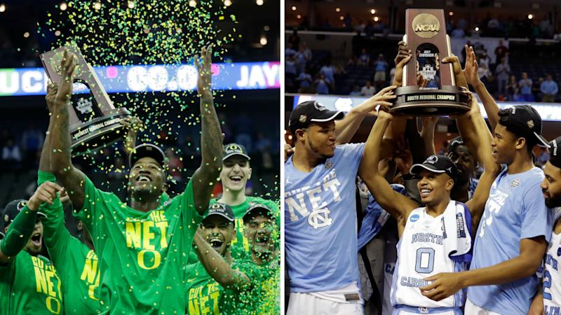 NCAA Tournament 2017: How to watch North Carolina vs. Oregon in Final Four
