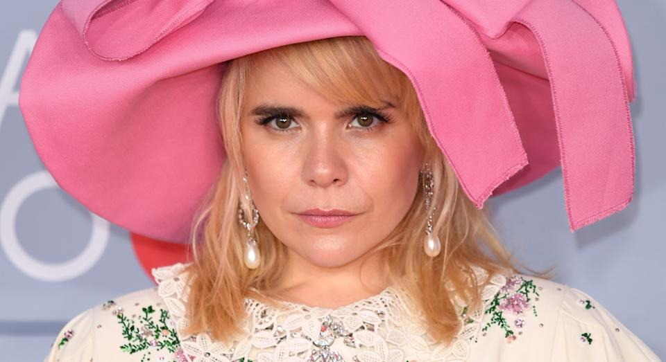 Paloma Faith at the 2020 Brit Awards (Getty)