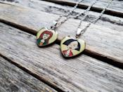 <p>These retro <span>Daria and Jane Necklaces</span> ($20 for set of two) would make the best gift for your BFF. </p>