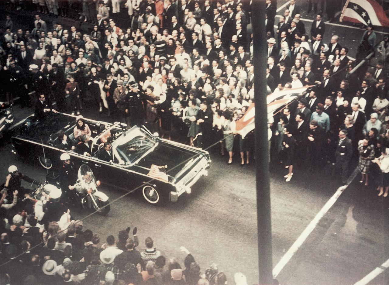 jfk assassination the histtory and reflection My comment which gave rise to this reflection by controversial issues in history  jfk assassination i've been buying and reading jfk assassination books like.
