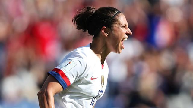 The midfielder recently saw a video of her kicking field goals go viral, prompting talk of a professional career