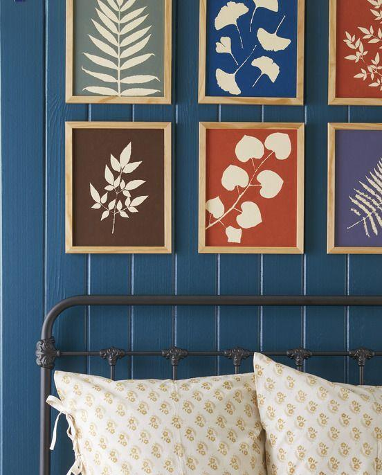 """<p>Want to go bold but worried you'll regret it? Try a shade that leans darker for a saturated tone that won't overpower. Pair it with contrasting wall art, like these nature silhouettes, for a complimentary aesthetic that welcomes.</p><p><strong>Get the Look:</strong><br>Wall Color Paint: <a href=""""https://www.benjaminmoore.com/en-us/color-overview/find-your-color/color/2057-20/galapagos-turquoise?color=2057-20"""" rel=""""nofollow noopener"""" target=""""_blank"""" data-ylk=""""slk:Galápagos Turquoise by Benjamin Moore"""" class=""""link rapid-noclick-resp"""">Galápagos Turquoise by Benjamin Moore</a></p>"""