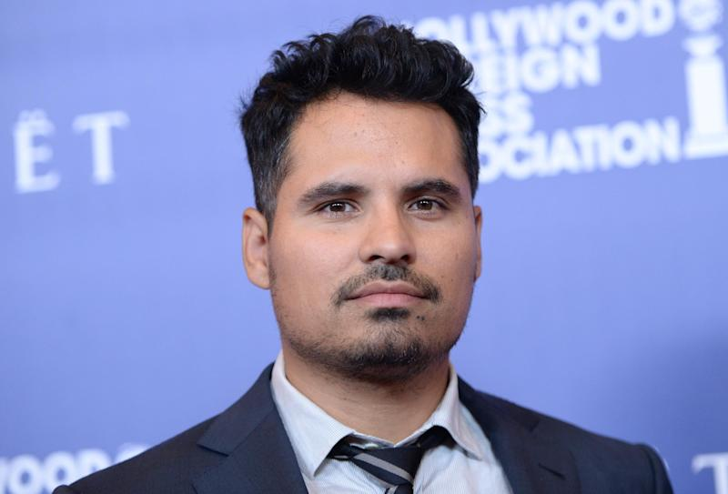 US actor Michael Pena