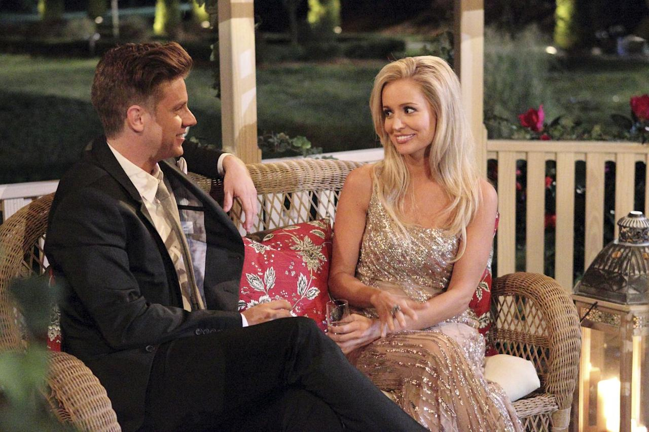 """<p>Most contestants break down at some point about """"giving up everything to be here,"""" and now you know why. It's rumored that the highest-paid <em>Bachelorette</em> star <a href=""""https://www.insider.com/how-much-does-the-bachelor-get-paid-2017-1"""" target=""""_blank"""">was Emily Maynard</a>, who was believed to have received a whopping $250,000 for starring on the show. </p>"""