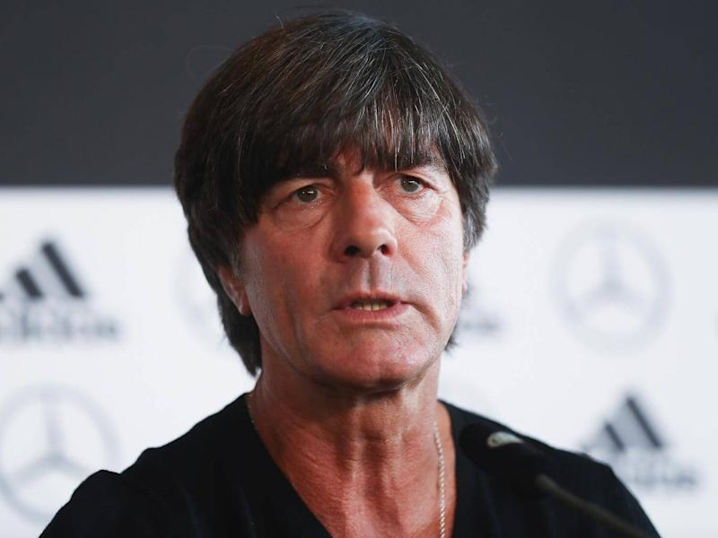 Joachim Low is Germany's head coach (Getty)