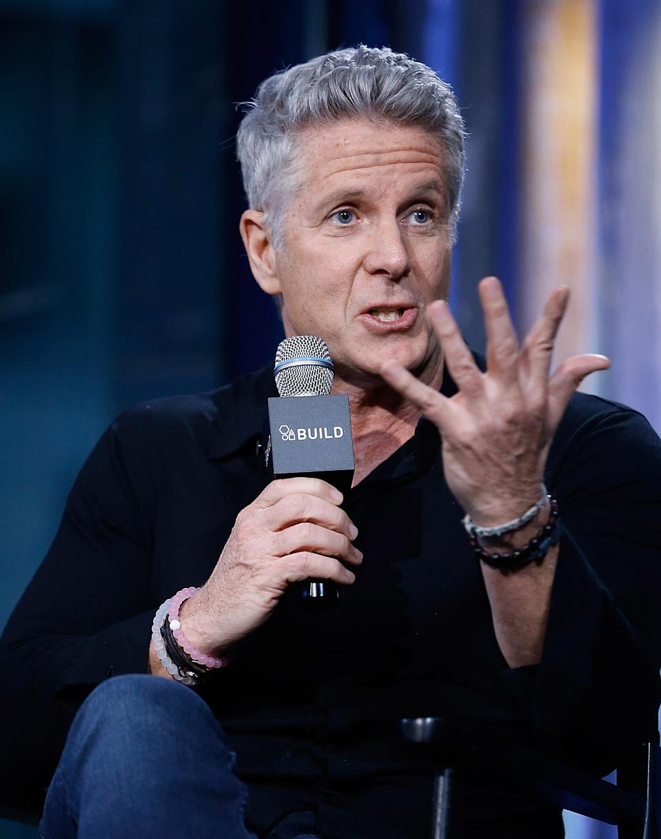 Donny Deutsch said he doesn't think Elizabeth Warren can beat Donald Trump —and people aren't happy with his assessment. (Photo: Getty Images)