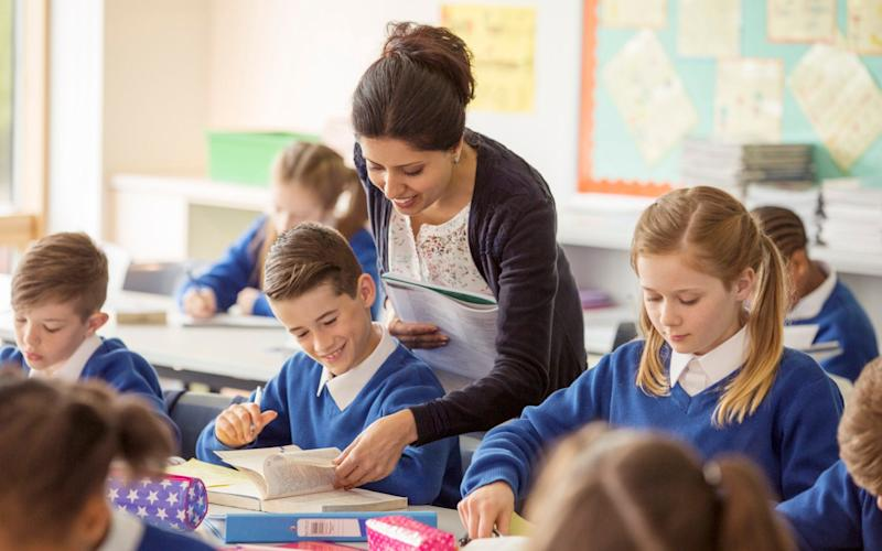 Thinking of becoming a teacher? Read our guide to qualifications, salary and insights from real teachers - Getty Images