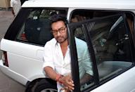 Ajay Devgn loves his British luxury cars and is a car enthusiast with the previous generation Range Rover having a place in his garage.