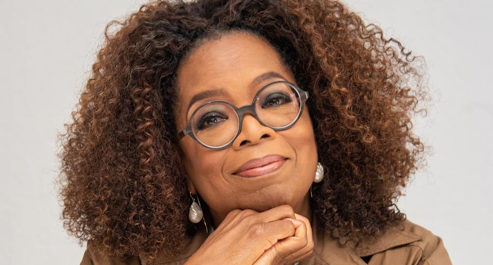 Oprah Winfrey's Favourite Things list for 2020 includes an affordable face mask set from designer Tory Burch. (Photo by Vera Anderson/WireImage)