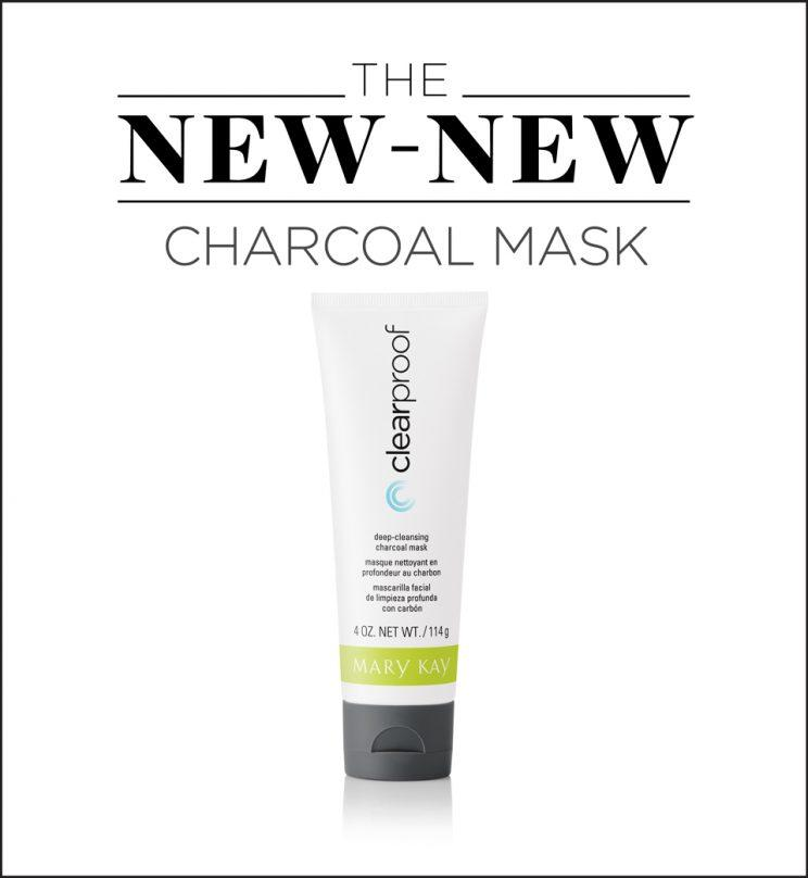 A charcoal mask that won't do more harm than good to your skin.