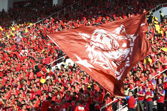 Asian Champions League matches involving Chinese clubs Guangzhou Evergrande, Shanghai Shenhua and Shanghai SIPG have been postponed. The start of the knockout rounds has been moved back to September. New seasons in the Chinese, Japanese and South Korean professional leagues have been postponed.