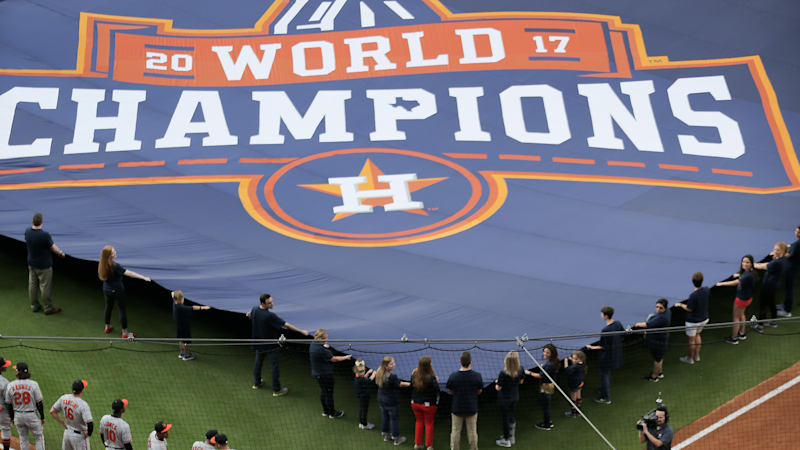 The Astros' sign stealing scandal was oddly predicted by a Reddit user