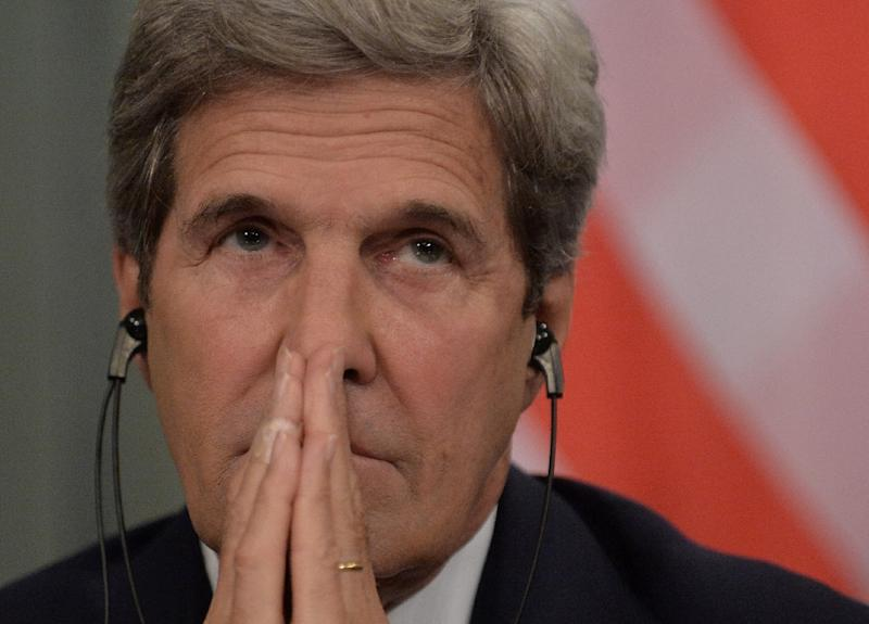 Kerry in leaked audio: