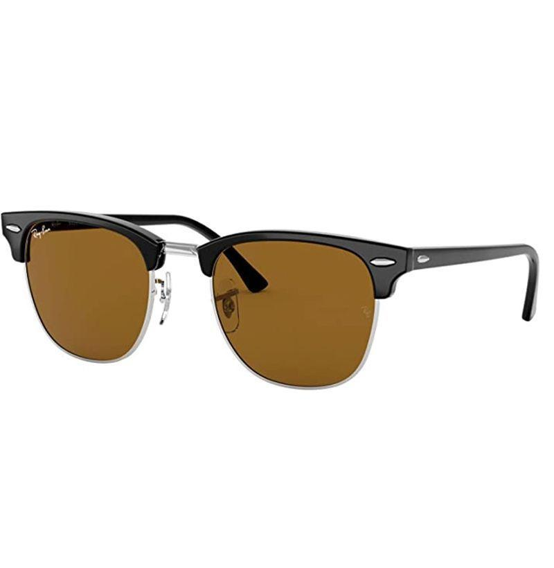 """<p><strong>Ray-Ban</strong></p><p>amazon.com</p><p><strong>$154.00</strong></p><p><a href=""""https://www.amazon.com/dp/B07Y9MFYWS?tag=syn-yahoo-20&ascsubtag=%5Bartid%7C10054.g.32958300%5Bsrc%7Cyahoo-us"""" rel=""""nofollow noopener"""" target=""""_blank"""" data-ylk=""""slk:Buy"""" class=""""link rapid-noclick-resp"""">Buy</a></p><p>As classic as it comes. </p>"""