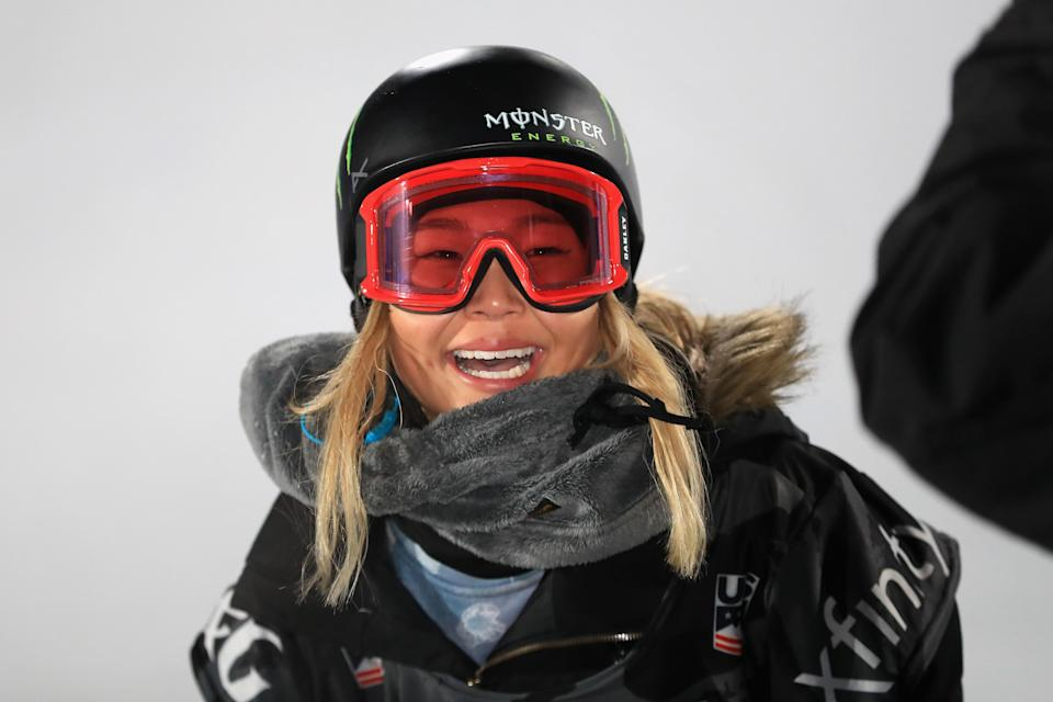<p>She has finished No. 1 on the World Snowboard Tour halfpipe standings two years in a row heading into PyeongChang. </p>
