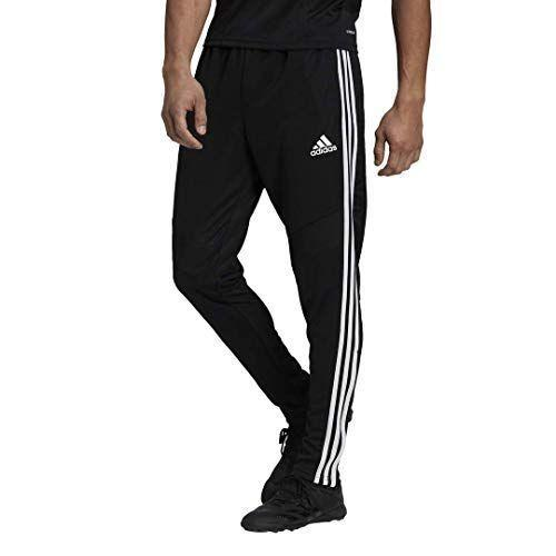 """<p><strong>adidas</strong></p><p>amazon.com</p><p><strong>$37.00</strong></p><p><a href=""""https://www.amazon.com/dp/B07CN7TLPQ?tag=syn-yahoo-20&ascsubtag=%5Bartid%7C10054.g.36791822%5Bsrc%7Cyahoo-us"""" rel=""""nofollow noopener"""" target=""""_blank"""" data-ylk=""""slk:BUY IT HERE"""" class=""""link rapid-noclick-resp"""">BUY IT HERE</a></p><p>This pair might be marketed as """"soccer pants,"""" but they'll be your go-to option for just about any activity. But, whether you're running on the track or running errands, its triple stripe detailing will give you some serious curb appeal.</p>"""