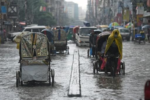 Flooding was likely continue for another 10 days due to heavy rains