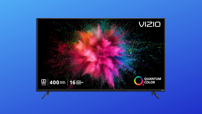 Save $230 on this VIZIO 4K TV this weekend. (Photo: Walmart)