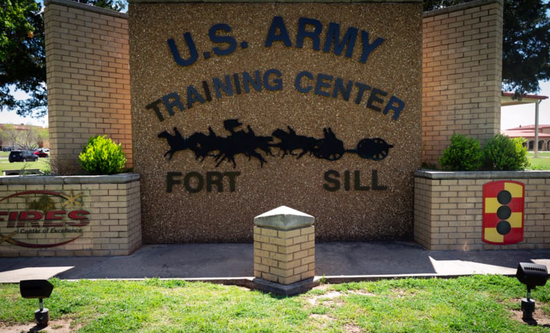 Fort Sill in Oklahoma served as a WWII Japanese internment camp (Vimeo)
