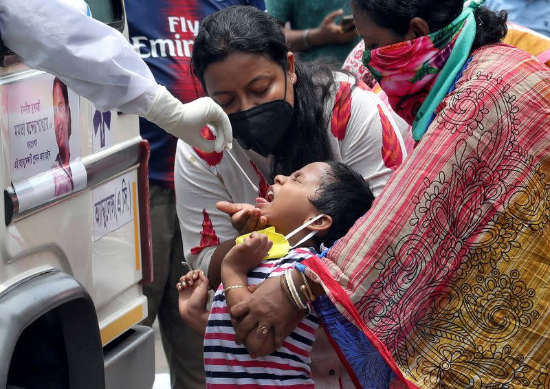 WHO reports record daily increase in global coronavirus cases, up more than 212,000