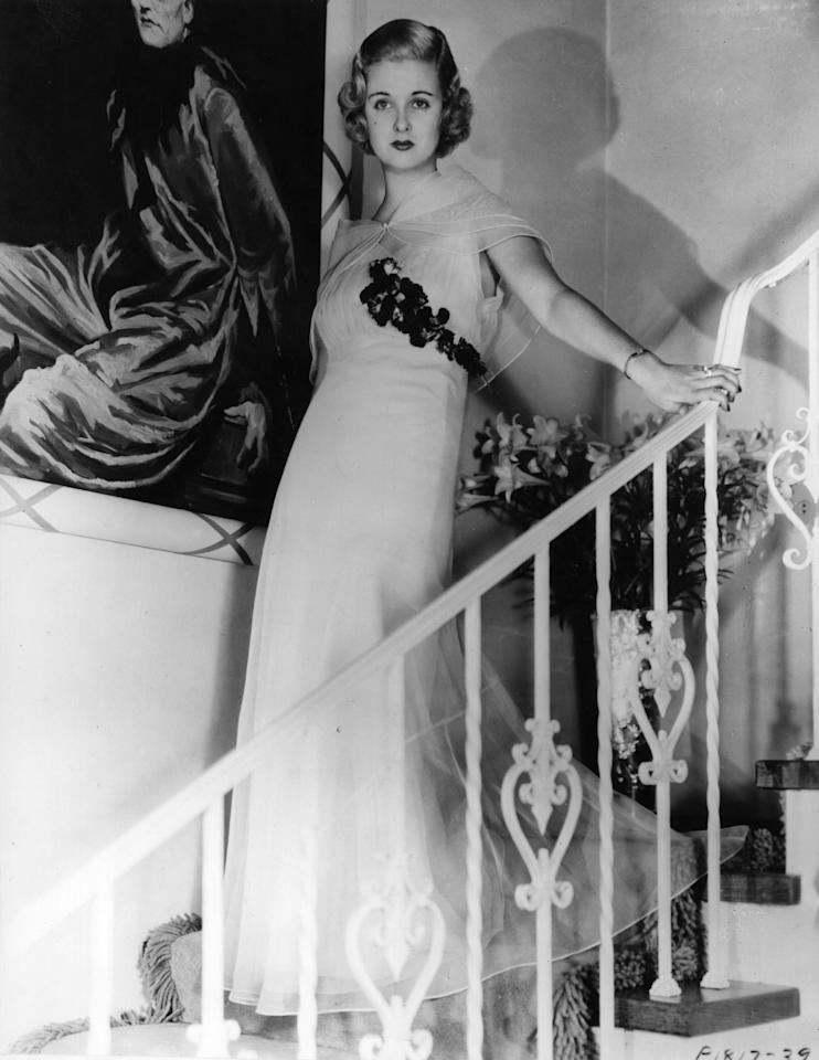 <p>Bennett's career was defined by her femme fatale roles in film noir, but she also had a role in the 1933 film adaptation of <strong>Little Women</strong> as Amy.</p>