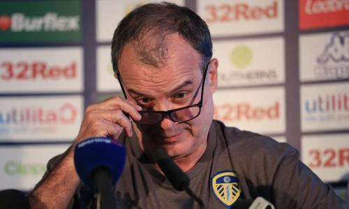 Marcelo Bielsa sets modest target for first season as Leeds manager