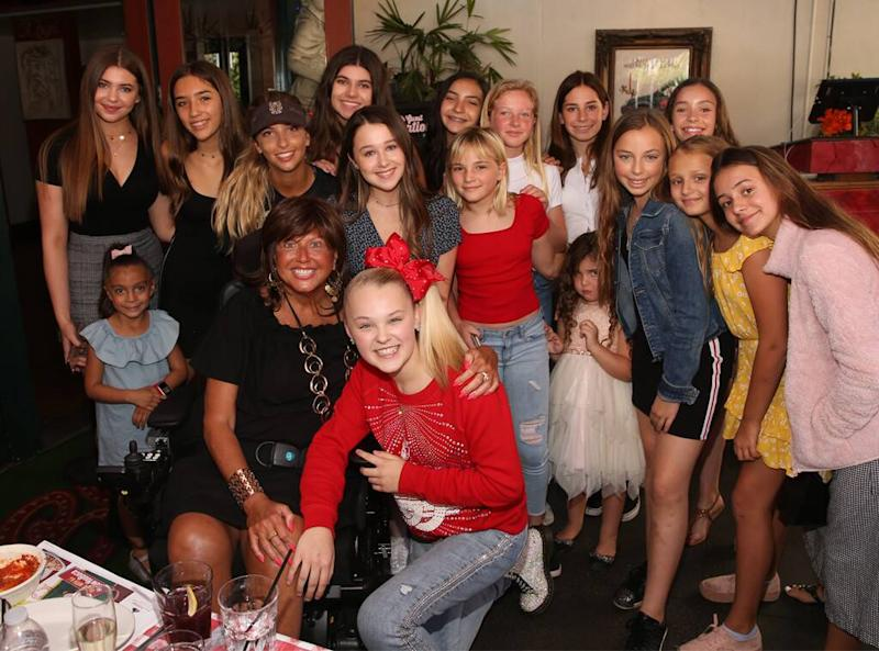 Abby Lee Miller, Jojo Siwa, birthday