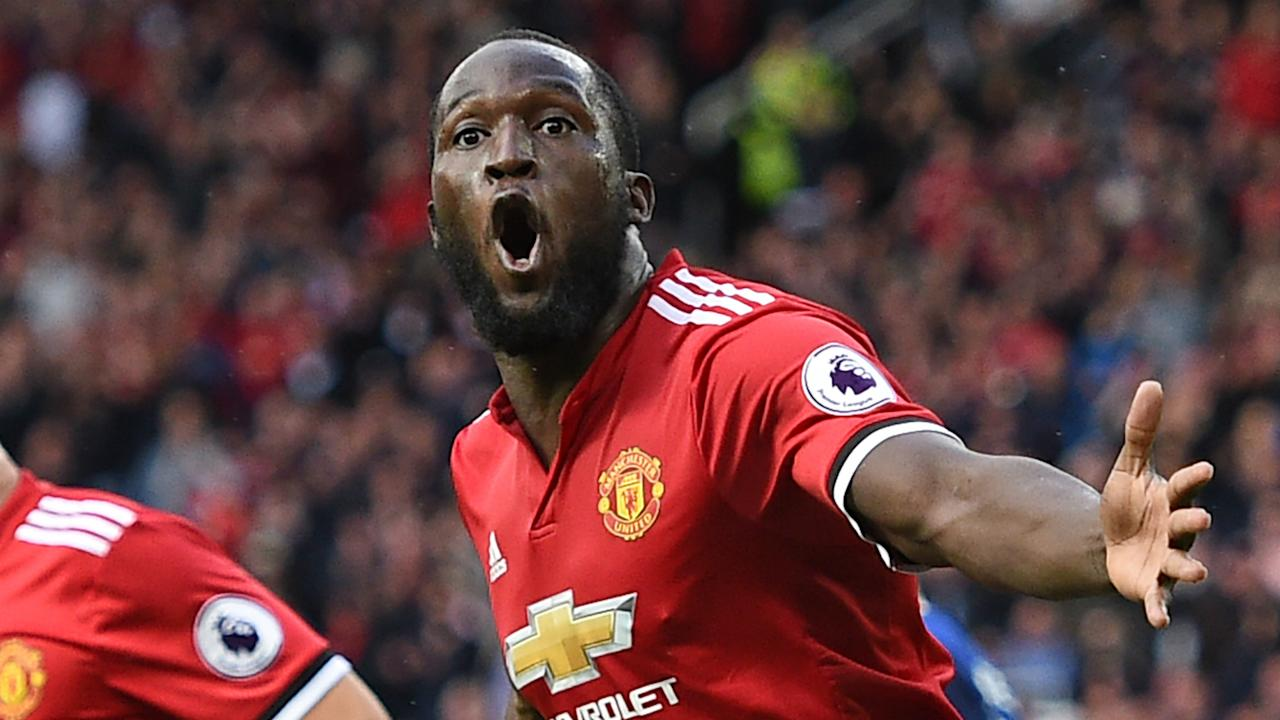 Having netted five goals in his first five Premier League appearances for the Red Devils, Lukaku finds himself in privileged company