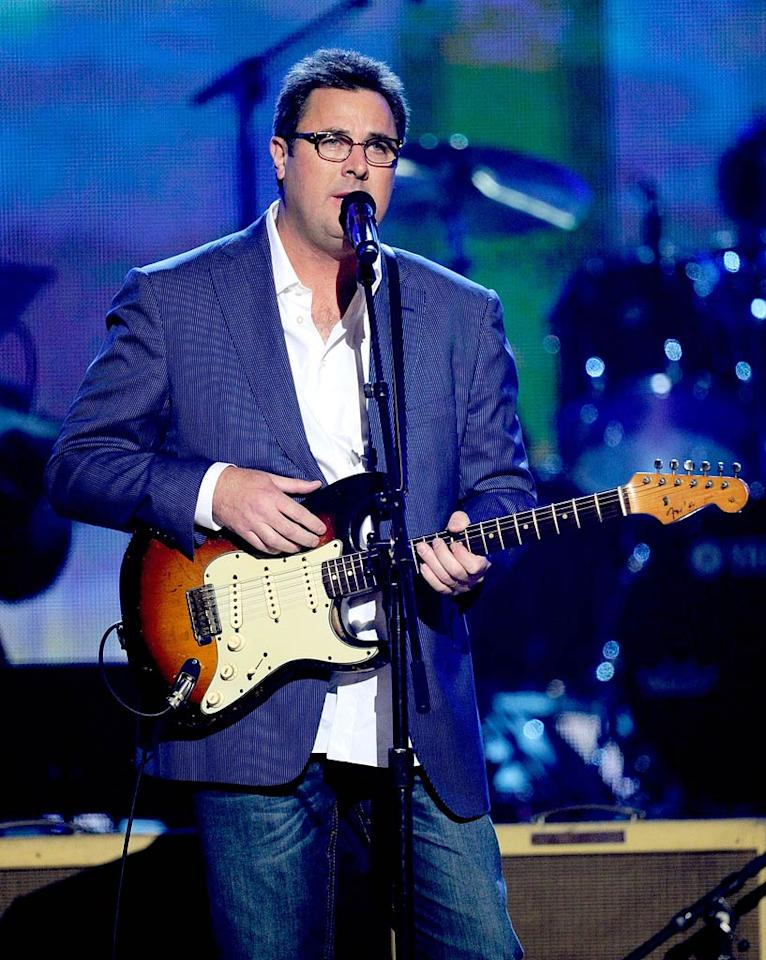 "April 12: Vince Gill turns 54 Ethan Miller/<a href=""http://www.gettyimages.com/"" target=""new"">GettyImages.com</a> - April 4, 2011"