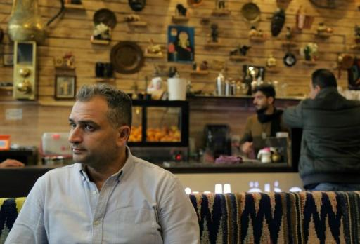 With persistence and charm, refugee and cafe owner Abdussamad Abdulqadir gradually converted his neighbours to drinking bitter, Syrian-style coffee