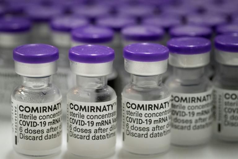 The health products agency AGEPS was expected to receive 90,000 vaccine doses this week