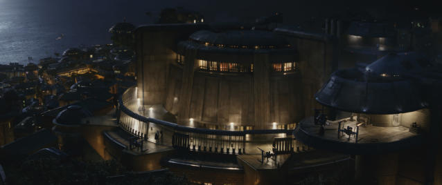 Exterior of Canto Bight. (Photo: Lucasfilm)