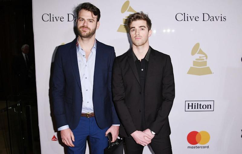 The Chainsmokers have apologised for making an insensitive joke that was perceived by many to be