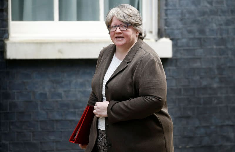 UK minister surprised by Scottish independence referendum move