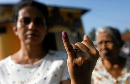 Sri Lanka's local polls end with over 70% turnout