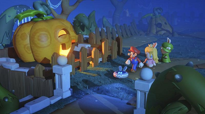 Save a whopping 67 percent on Mario + Rabbids Kingdom Battle. (Photo: Amazon)