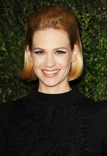 January Jones | Photo Credits: Jason LaVeris/FilmMagic
