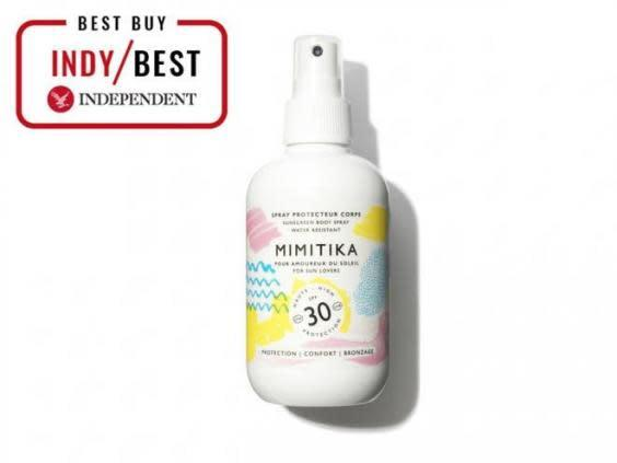 Mimitika has included Vitamin E to help neutralise free-radicals and stop premature ageing (Space NK)