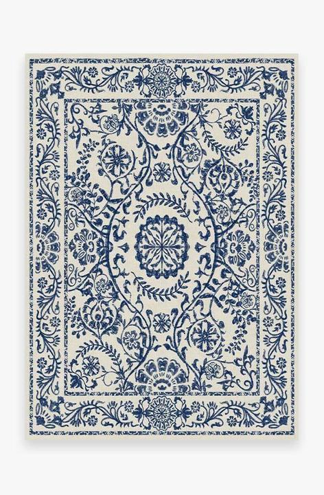 Ruggable carpets are washable and low maintenance. Image via Ruggable.