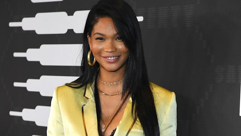 Chanel Iman Shares Dreamy Pics From Baby Shower: Find Out What She's Having