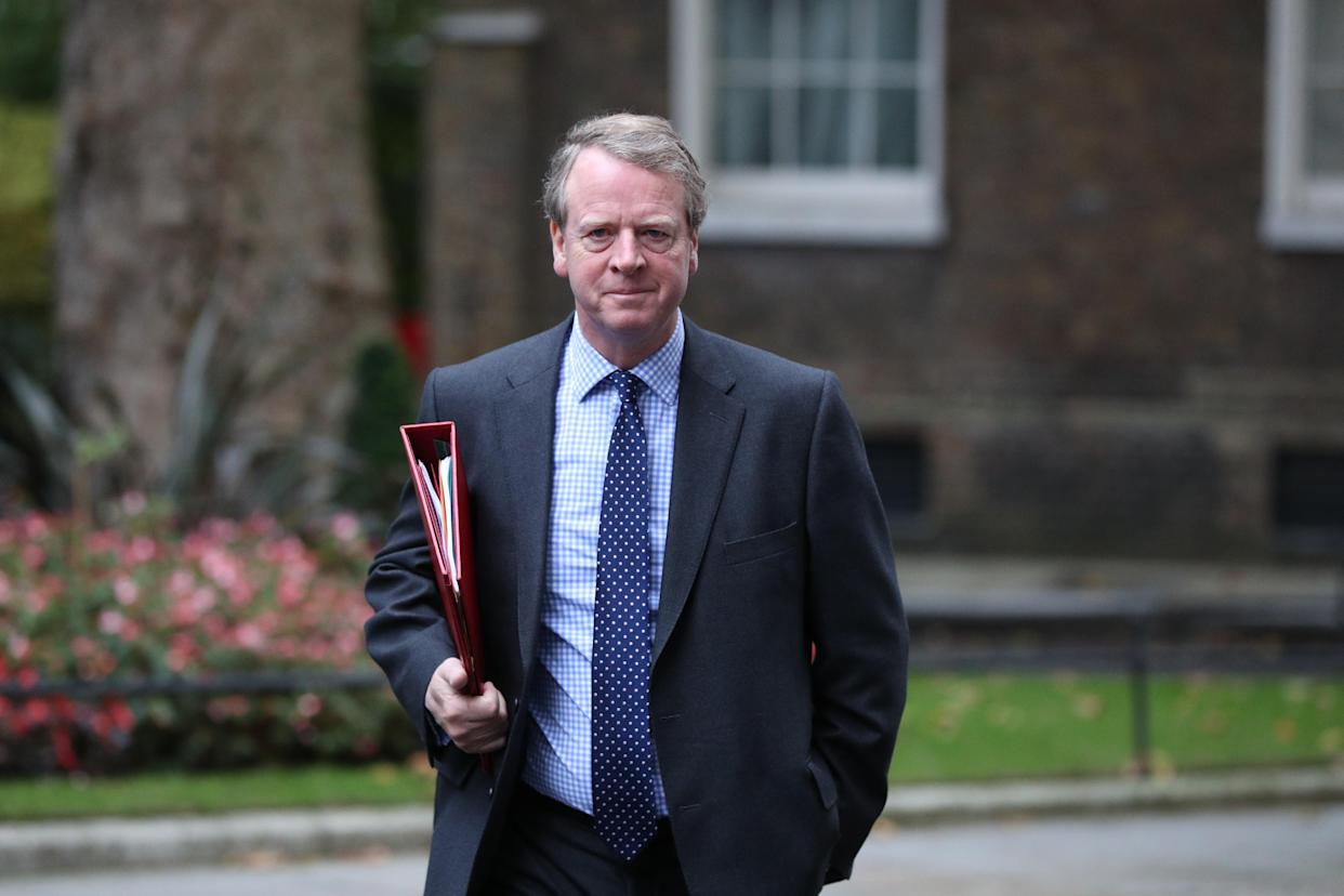 Scottish Secretary Alister Jack said the UK Government stands ready to assist with the vaccine programme in Scotland. (Jonathan Brady/PA)