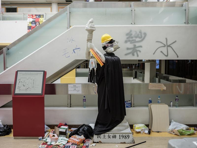 Tear Gas Fired as Protesters Return to Streets: Hong Kong Update