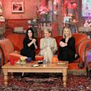 """<p>... And Ellen DeGeneres. The co-stars headed for a catch up in Central Perk in January and Cox brightened up all of our feeds by joining Instagram. </p><p><a href=""""https://www.instagram.com/p/BtOikgAA6q2/"""" rel=""""nofollow noopener"""" target=""""_blank"""" data-ylk=""""slk:See the original post on Instagram"""" class=""""link rapid-noclick-resp"""">See the original post on Instagram</a></p>"""