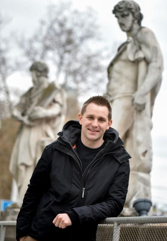 """""""You need a David versus Goliath and so on, so I accepted to be that David,"""" Schrems says"""