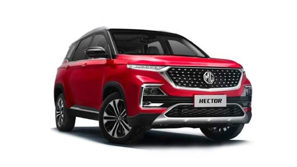 MG Motor India sells over 50,000 units of Hector SUV