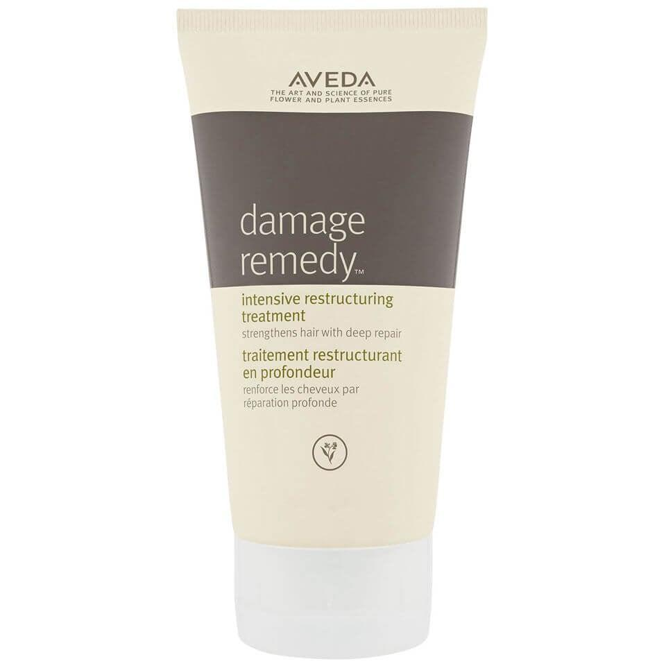 <p><span>Aveda Damage Remedy Intensive Restructuring Treatment</span> ($38) is great for overprocessed, chemically treated, or heat-damaged strands. The formula is rich in castor seed oil, jojoba oil, and lactic acid. While most of us are used to using lactic acid on our face, it can bring the same incredible benefits to your hair and scalp by getting rid of buildup and pollutants without stripping your hair's natural oils.</p>