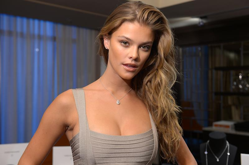 SI Swimsuit Models Visit Forevermark Diamond Suite