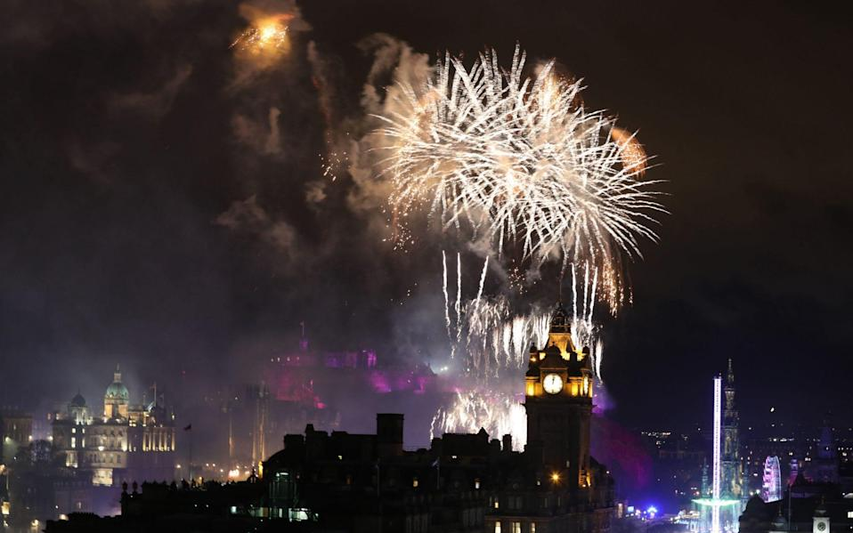 Hogmanay - and the two day bank holiday afterwards - are a major event in Scotland